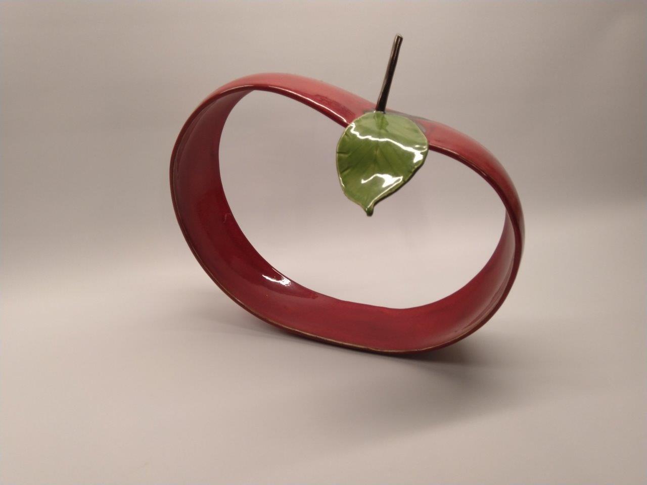 appel gedraaid